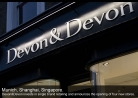Munich, Shanghai, Singapore. Devon & devon invests in single brand retailing and announces the opening of four new stores