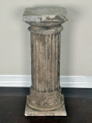 Античный рифленый столбец / Cast Stone Fluted Column