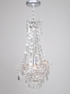 Винтажная французская хрустальная люстра / Vintage French Crystal Chandelier