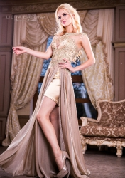 Вечернее платье от LILIYA BALTINA #1051 / Evening dress by LILIYA BALTINA # 1051
