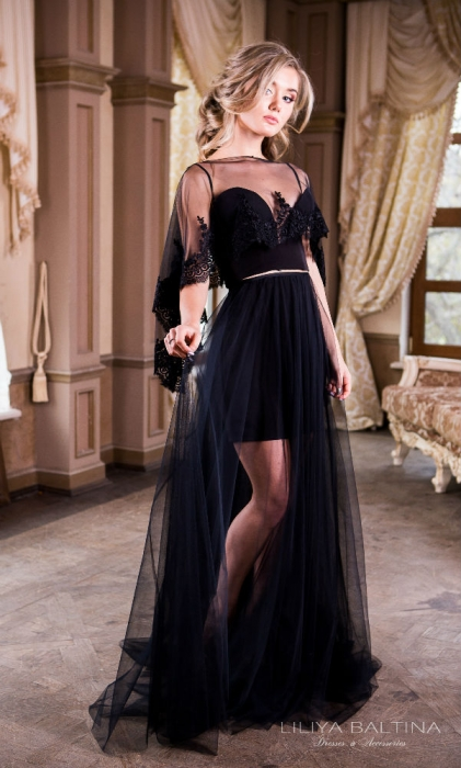 Вечернее платье от LILIYA BALTINA #958 / Evening dress by LILIYA BALTINA # 958