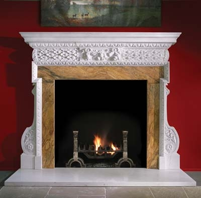 Marble fireplaces / МРАМОРНЫЕ КАМИНЫ